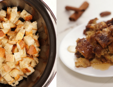 Slow Cooker French Toast