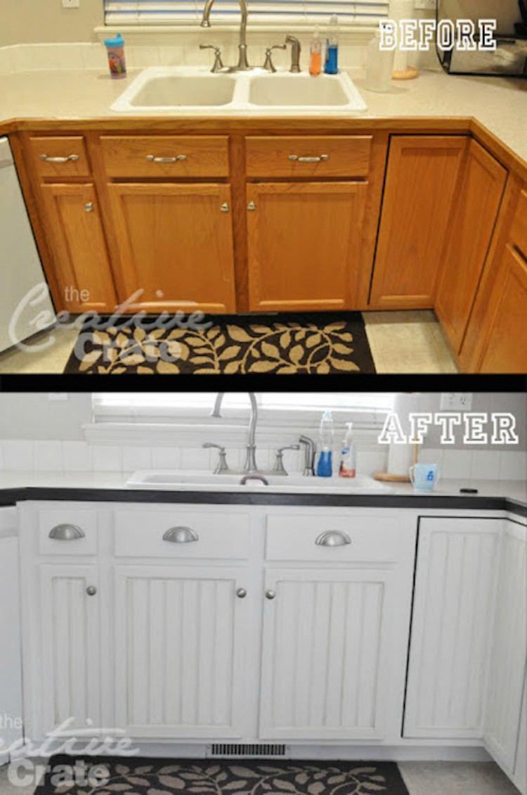 Cabinet Remodeling