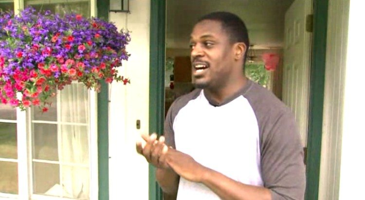 Neighbor who was falsely accused home invasion.