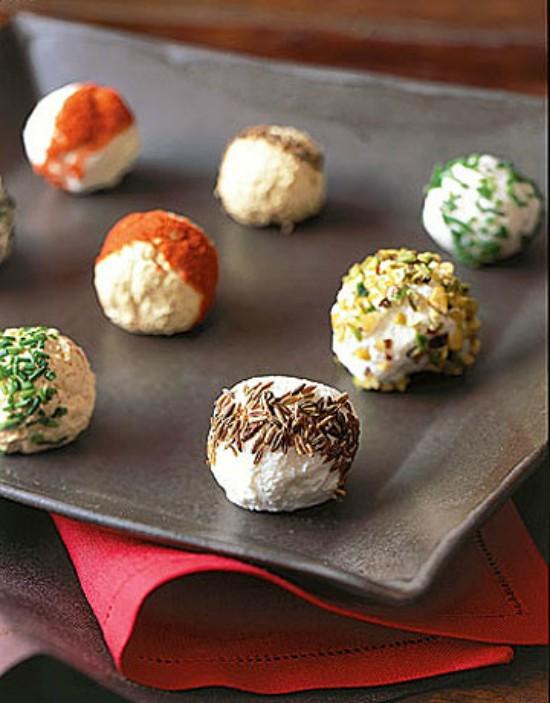 Mini Cheese Balls Edited