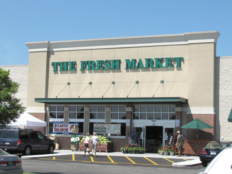 Image of Fresh Market store front