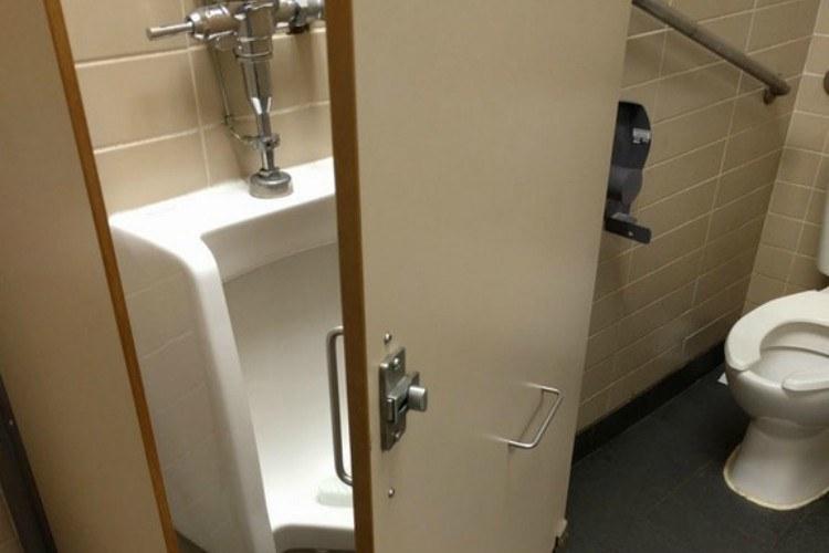 fail urinal