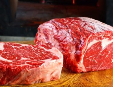 Image of uncooked red meat