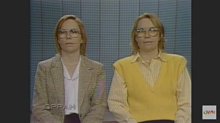 Unhappy twins on Oprah before their makeovers