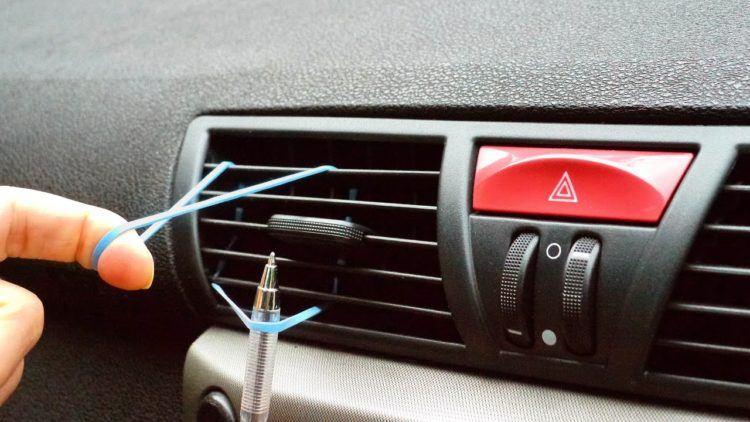 Five awesome car hacks.