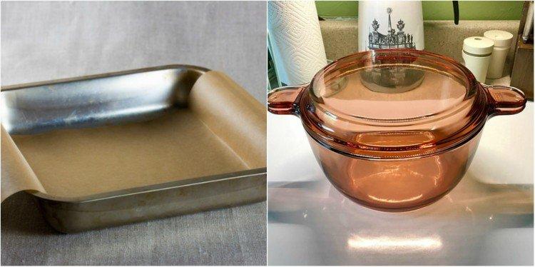 baking mistakes pans
