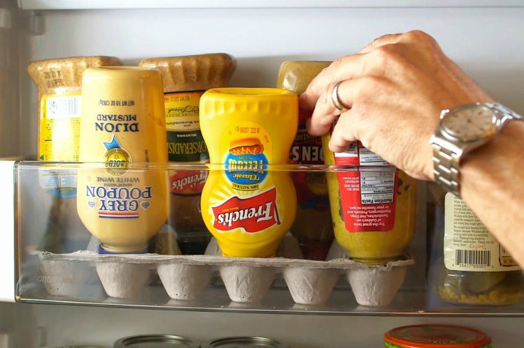 egg crate condiments