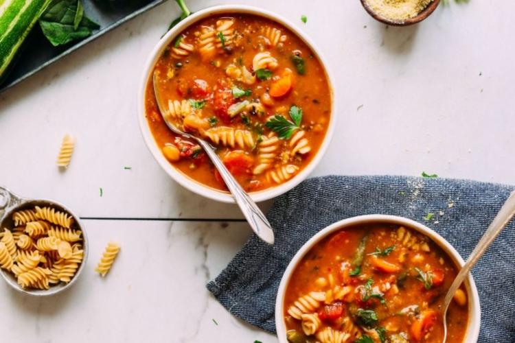 vegsoup minestrone