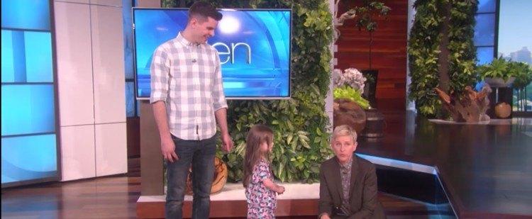 Crosbys with Ellen DeGeneres