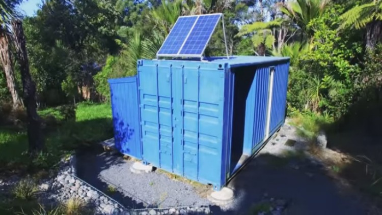 Container Energy