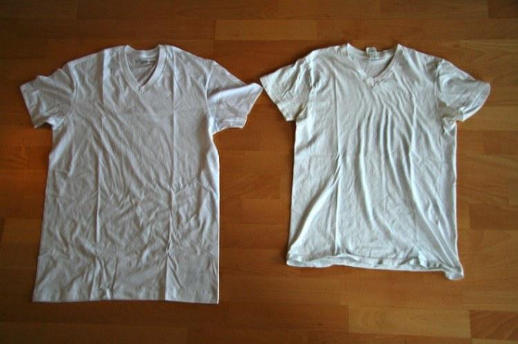 shrunken shirt