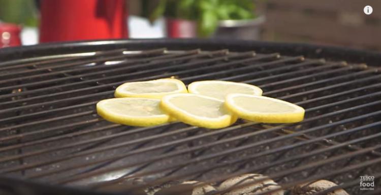 lemon grill