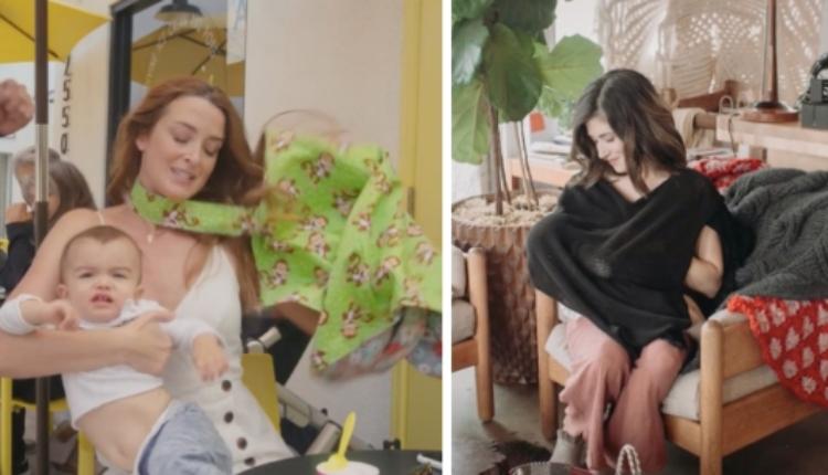 cocoon breastfeeding