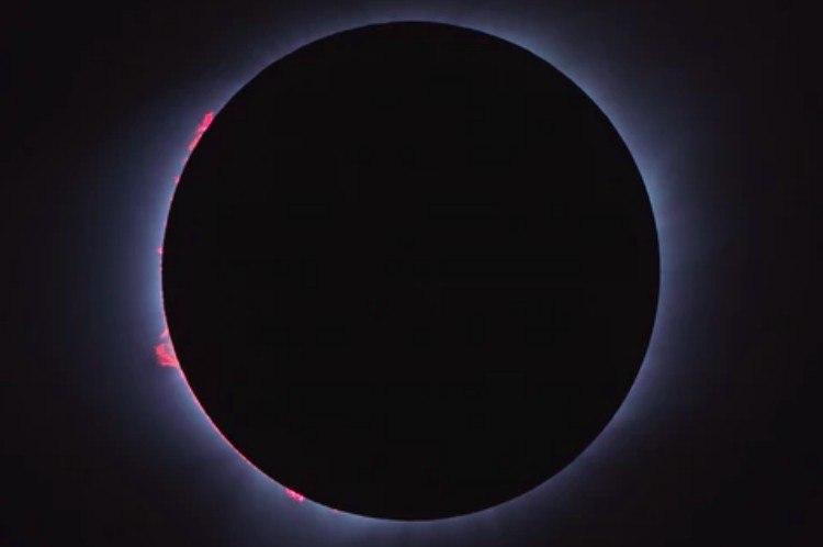 nature eclipse