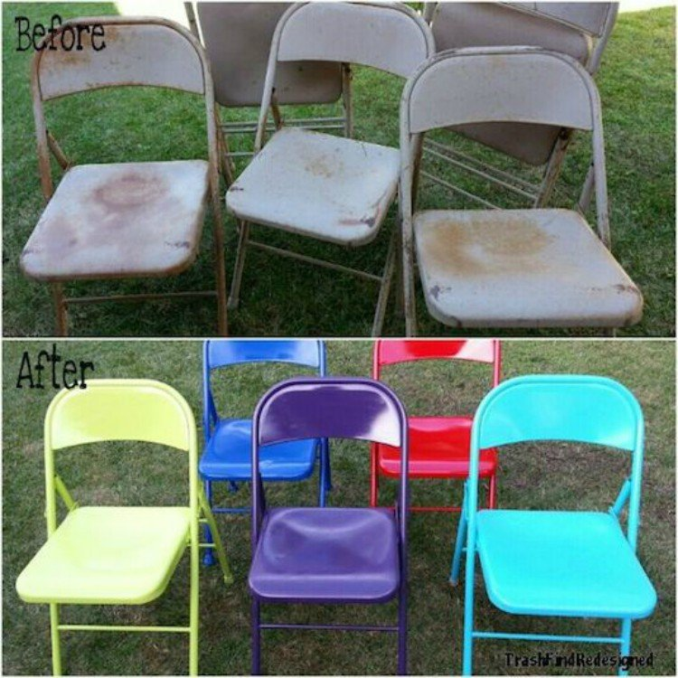 Surprising From Trash To Treasure Here Are 15 Smart Ways To Use Spray Ibusinesslaw Wood Chair Design Ideas Ibusinesslaworg