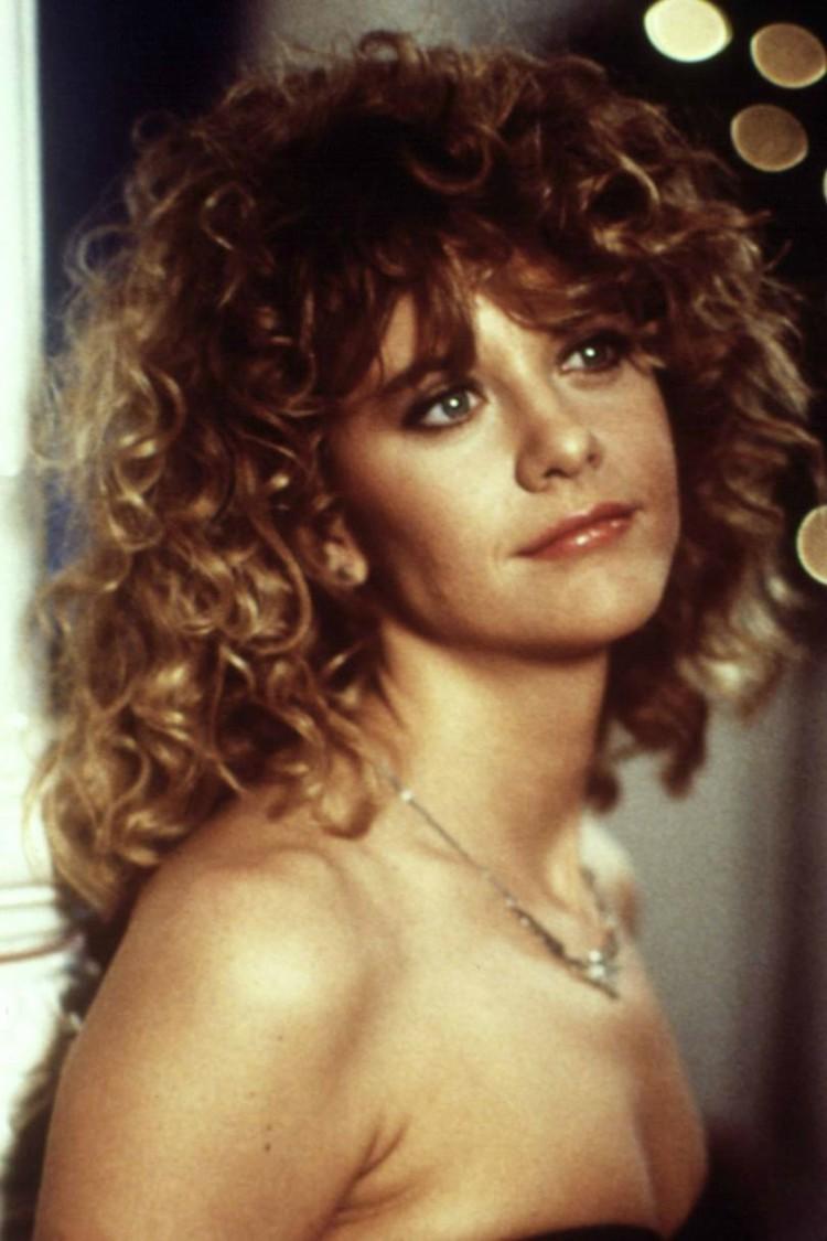 Image of Meg Ryan in the 80s