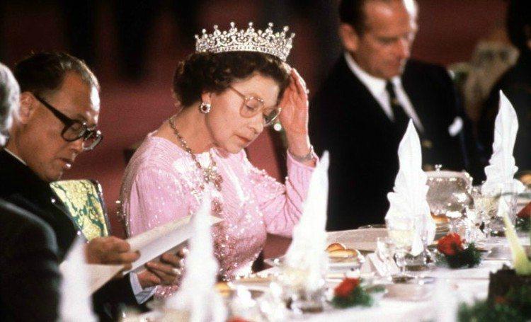 queen elizabeth dining