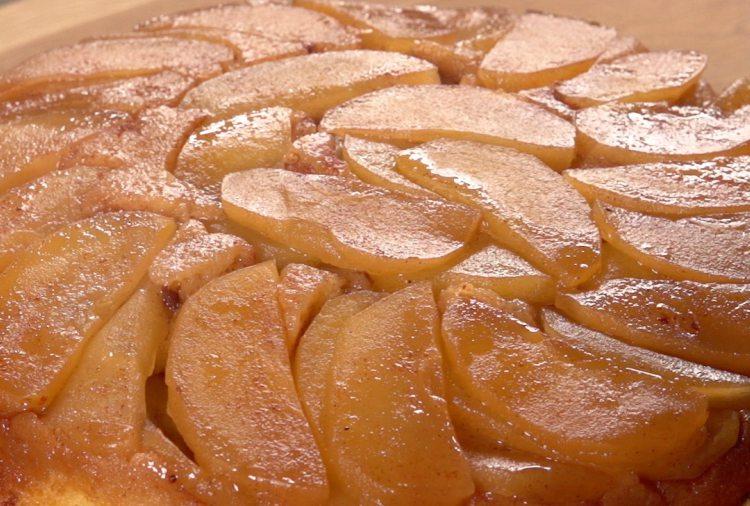 Apple Upsidedown Cake