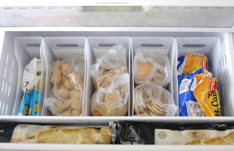 freezer bins