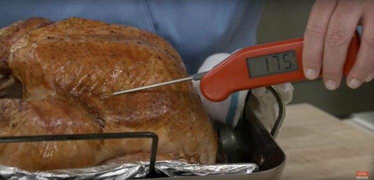 turkey thigh temp
