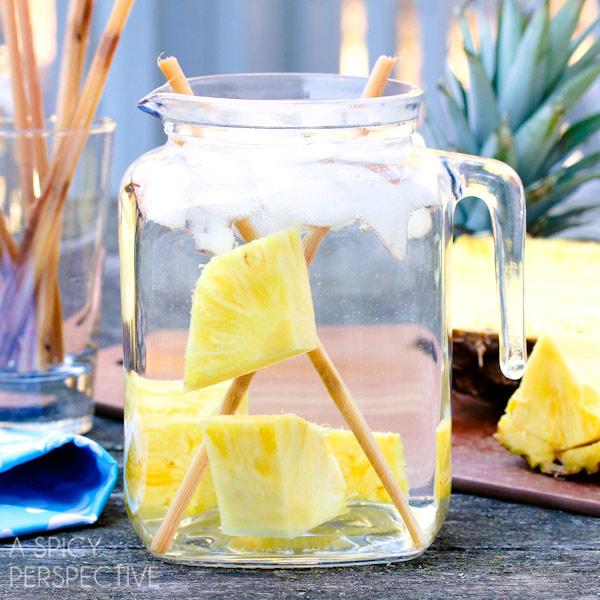 Pineapple Detox