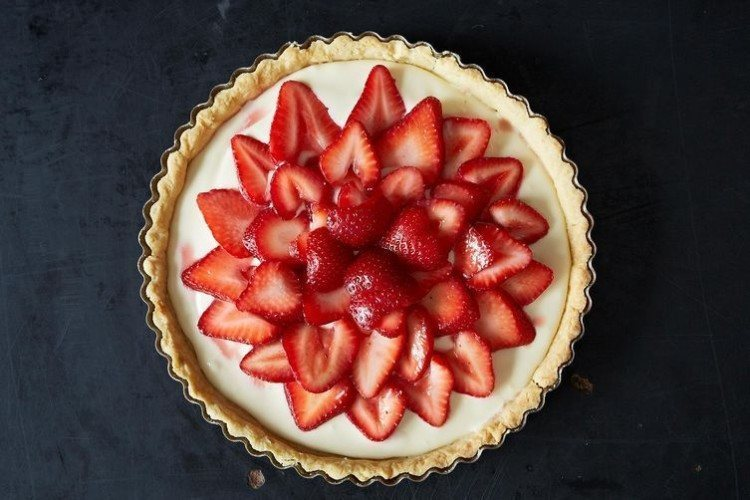 Strawberry Recipes FI