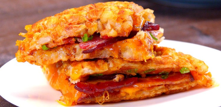 Tater Tot Grilled Cheese FI