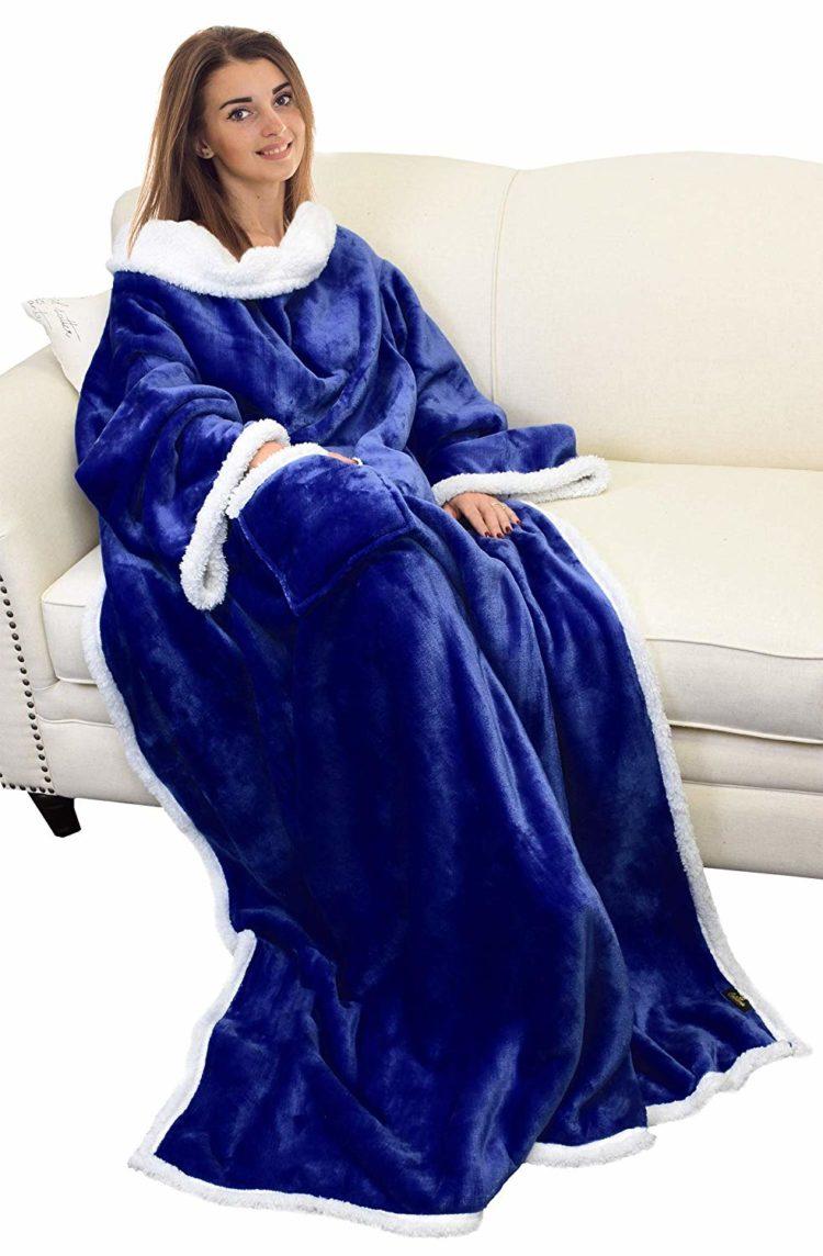Image of wearable blanket