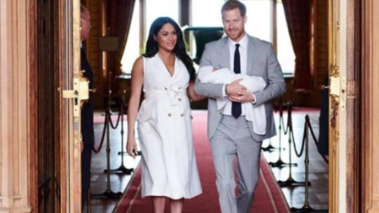 baby archie duke duchess