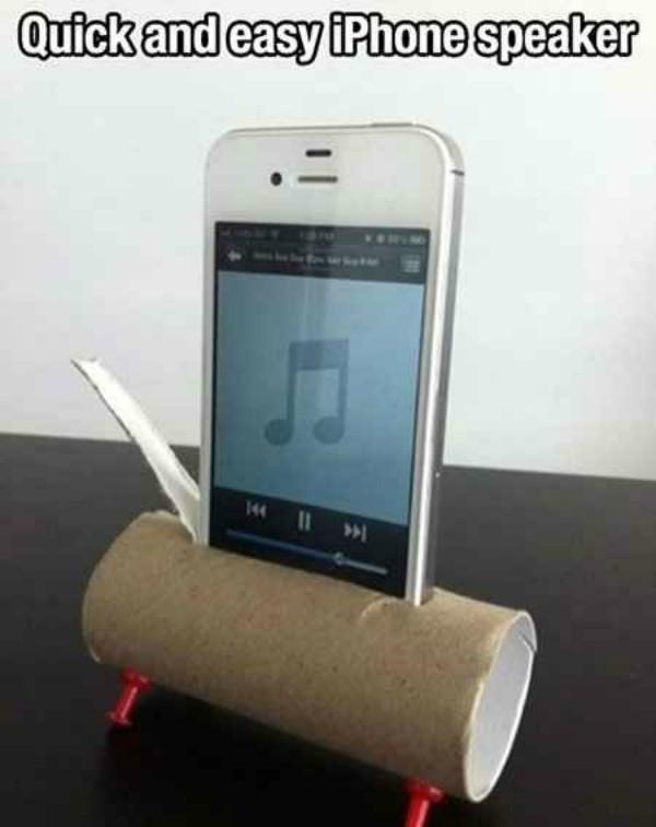 iPhone Speaker Edited