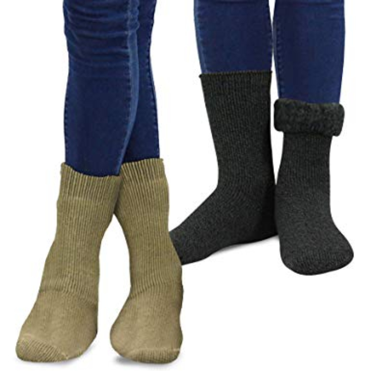 Image of warm socks
