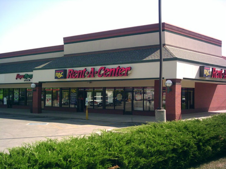Image of Rent-a-Center store front