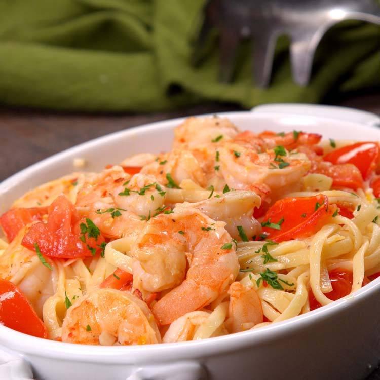 shrimp scampi 2