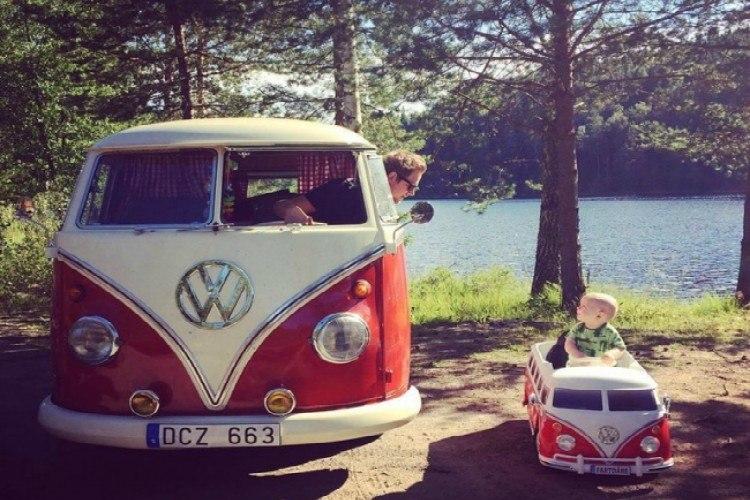 parent child VW