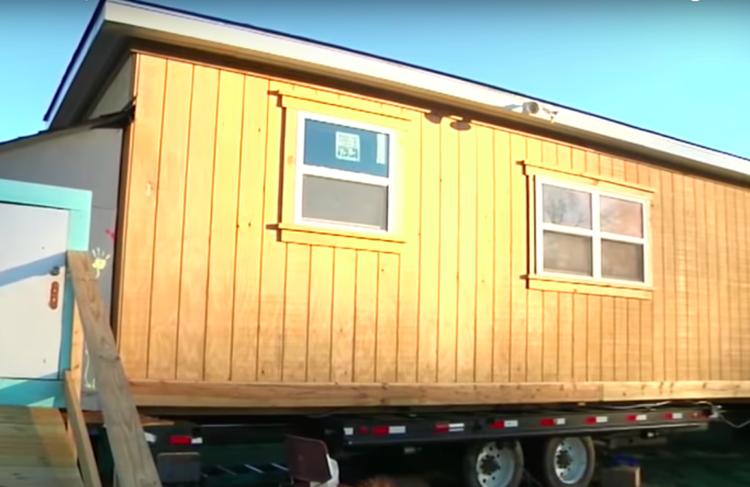 Image of tiny home