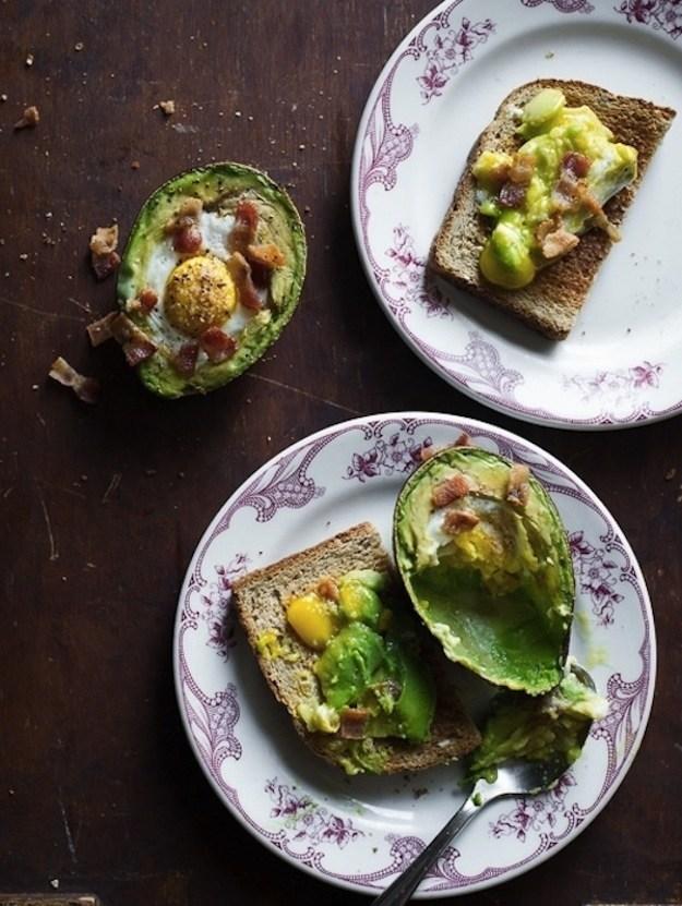 Egg Avocado