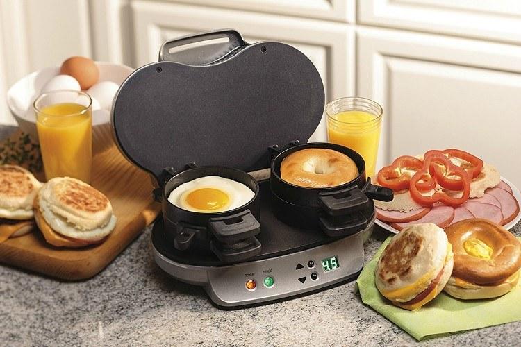 wakeup sandwich maker