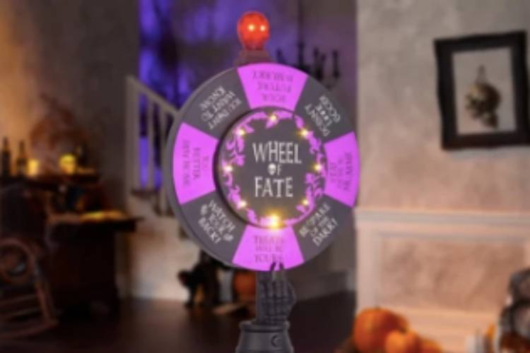 target wheel of fate