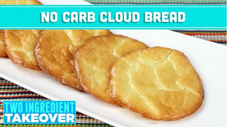No Carb Cloud Bread