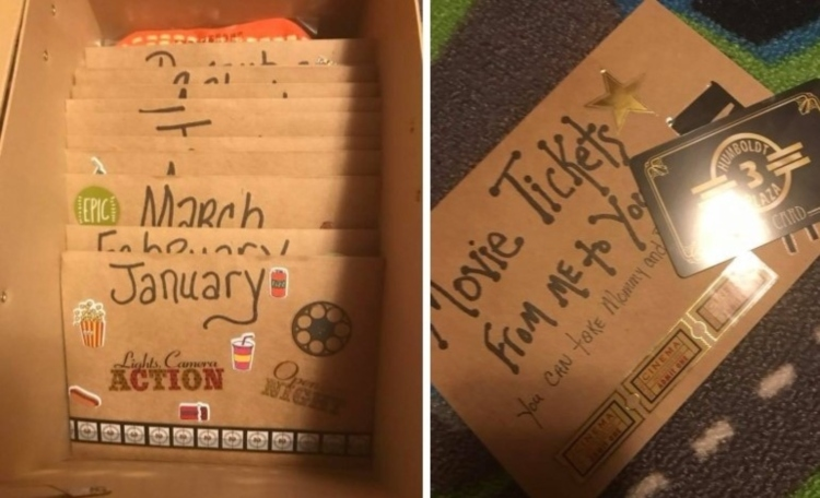 Grandma S Adventure Box Idea Is The Christmas Gift That Keeps On Giving Throughout The Year