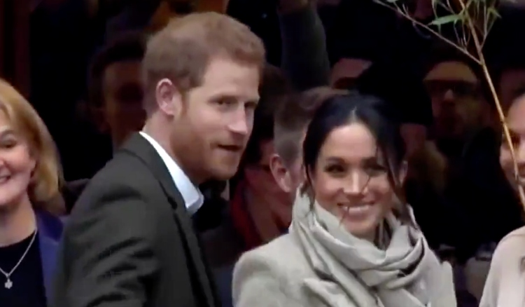 price harry and meghan markle