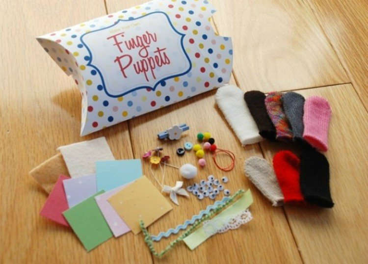 Finger Puppet Kit