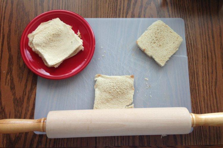 OP LvH Bacon Roll Ups Flatten Bread