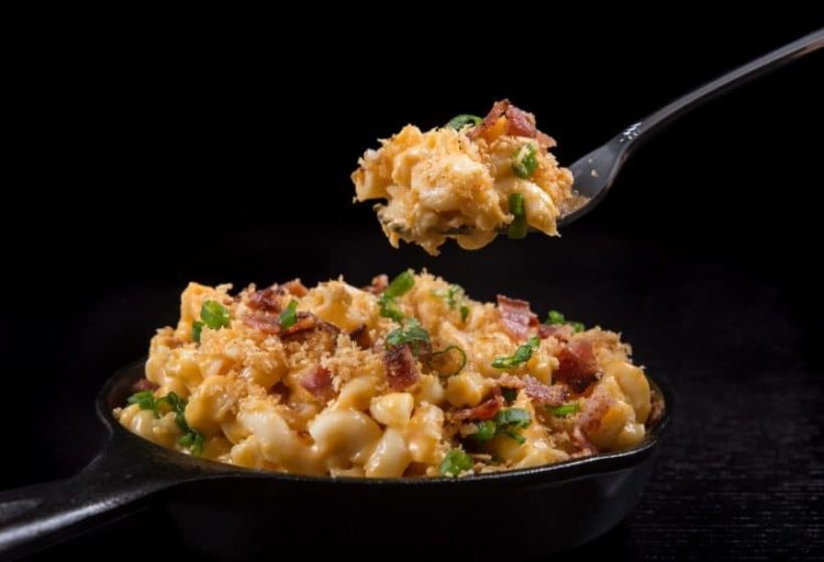 Image of mac and cheese