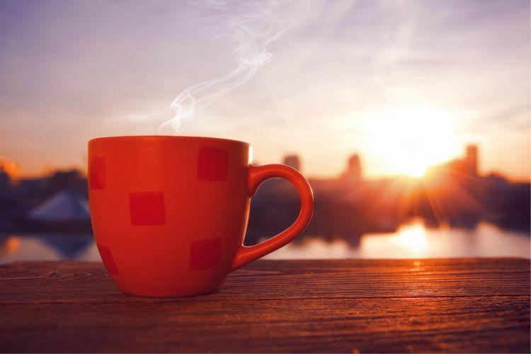 Coffee Sunrise