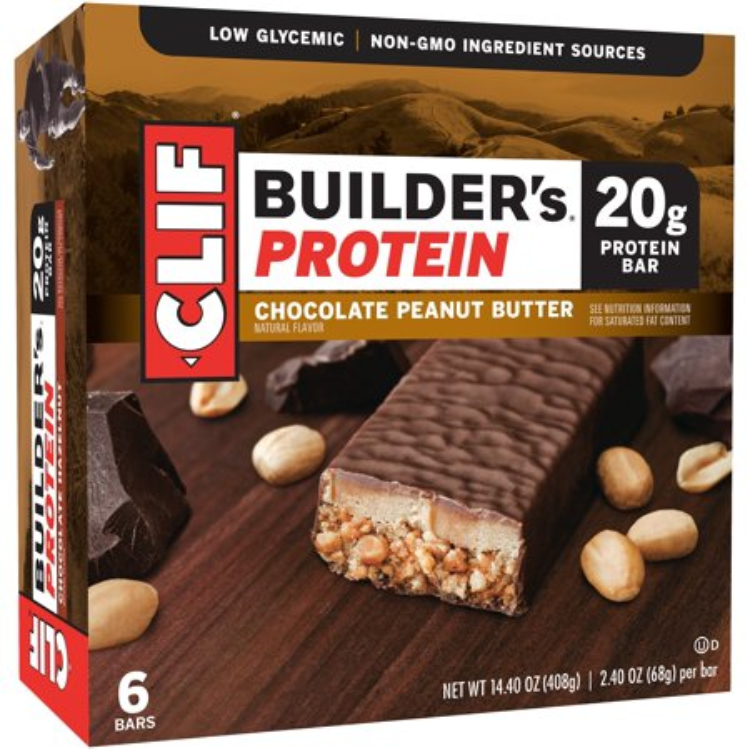 Image of Clif Builders Protein bar