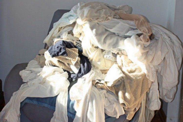 LaundryPiledonChair