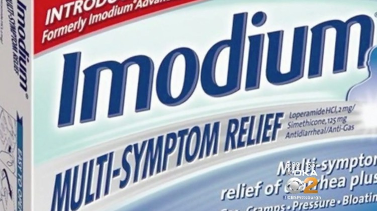 Image of box of Imodium.