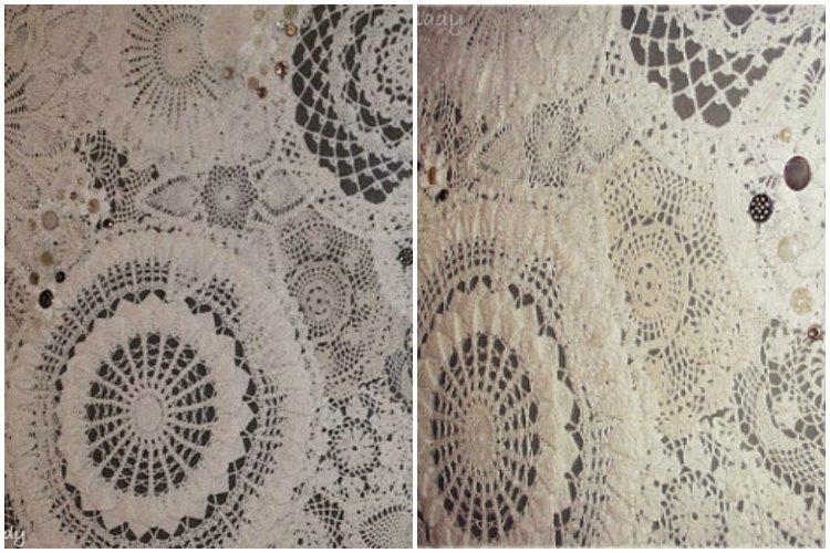 Doily Wall Art Close-up Final