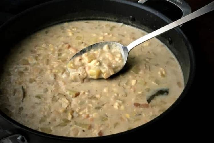 vegsoup chowder